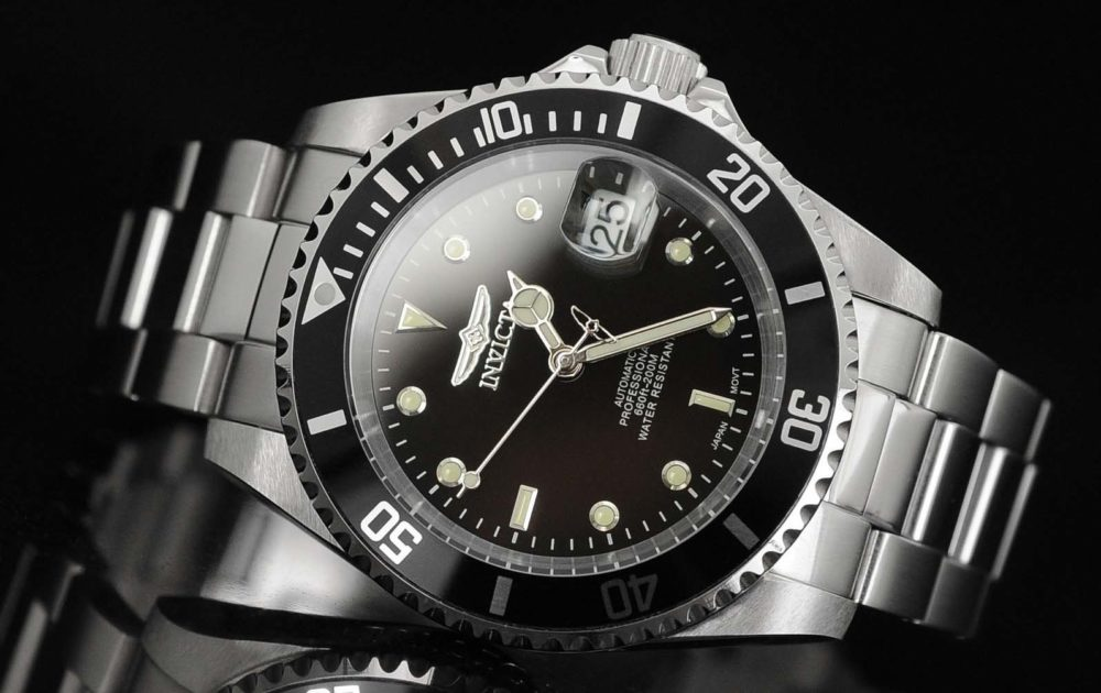 test montre homme invicta 8926
