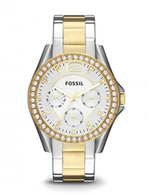 montre femme fossil riley es3204