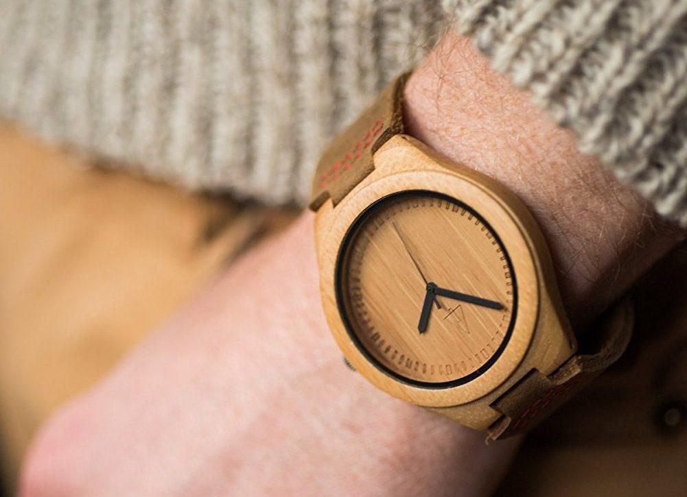 meilleures montre en bois guide comparatif