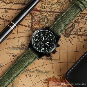 montres militaire classique