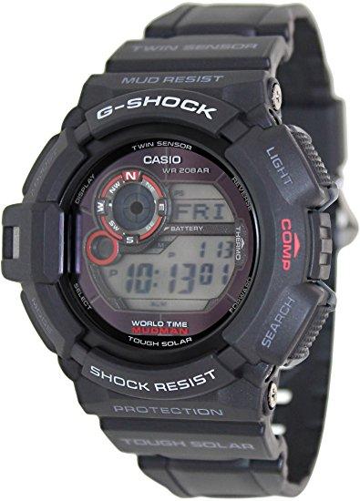 Casio G-Shock-G-9300-1ER en Promo -12%