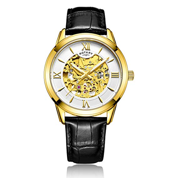 montre Rotary squelette GS00652 21