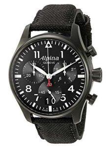 Alpina Smartimer Pilot Watch