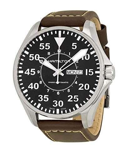 Hamilton H64715535 Khaki Pilot