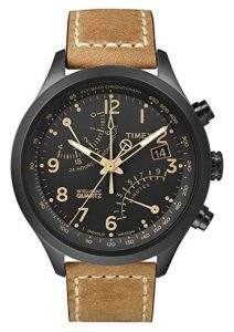 Timex chronograph Intelligent Quartz Fly-back
