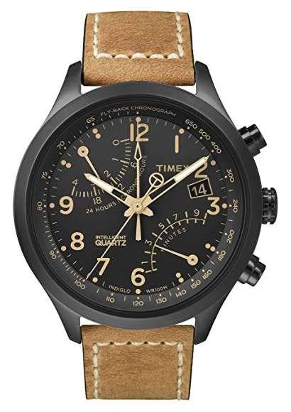 Timex Intelligent Quartz Fly-back chronographe montre