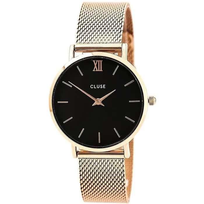 cluse montre femme CL30016 pas cher